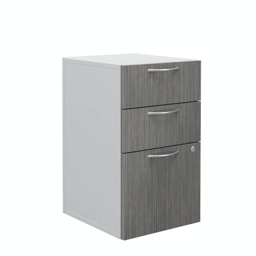 Precision Pedestal Office Storage