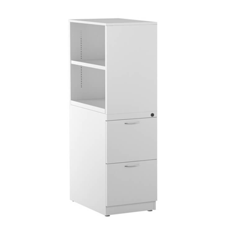 Bookcase Office Storage Tower