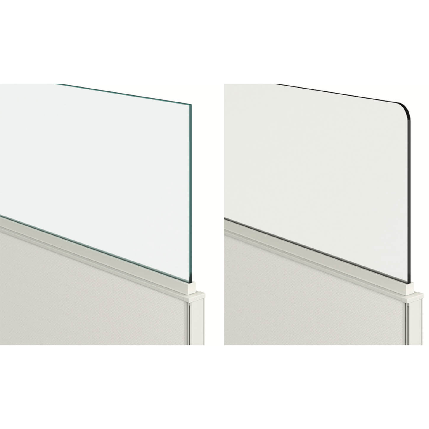 COVID-19 Clear Screen Dividers